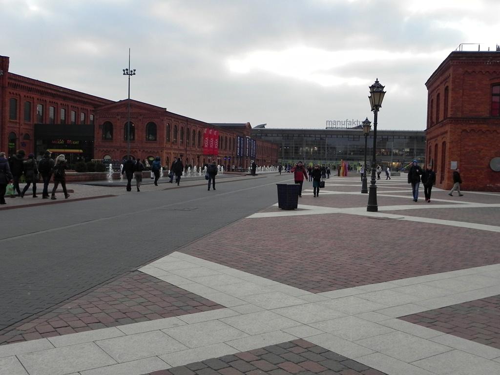 Manufaktura Lodz
