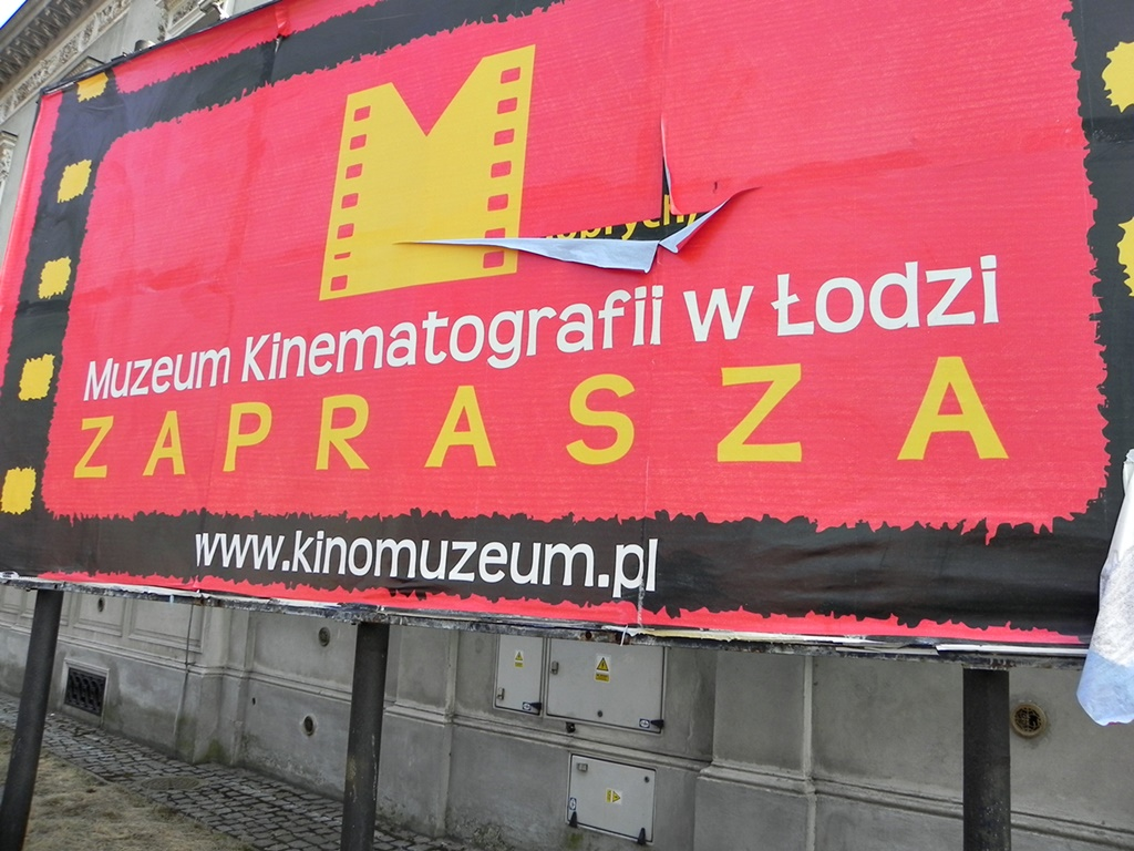 Museum of Cinematography Lodz