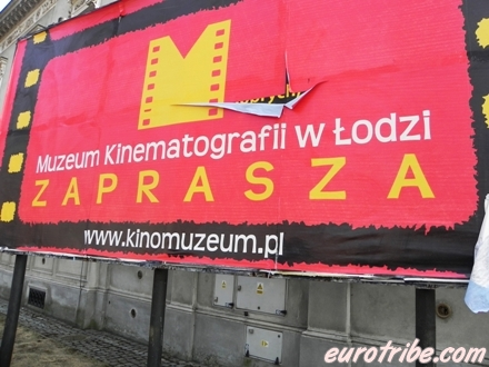 Museum of Cinematography, Lodz