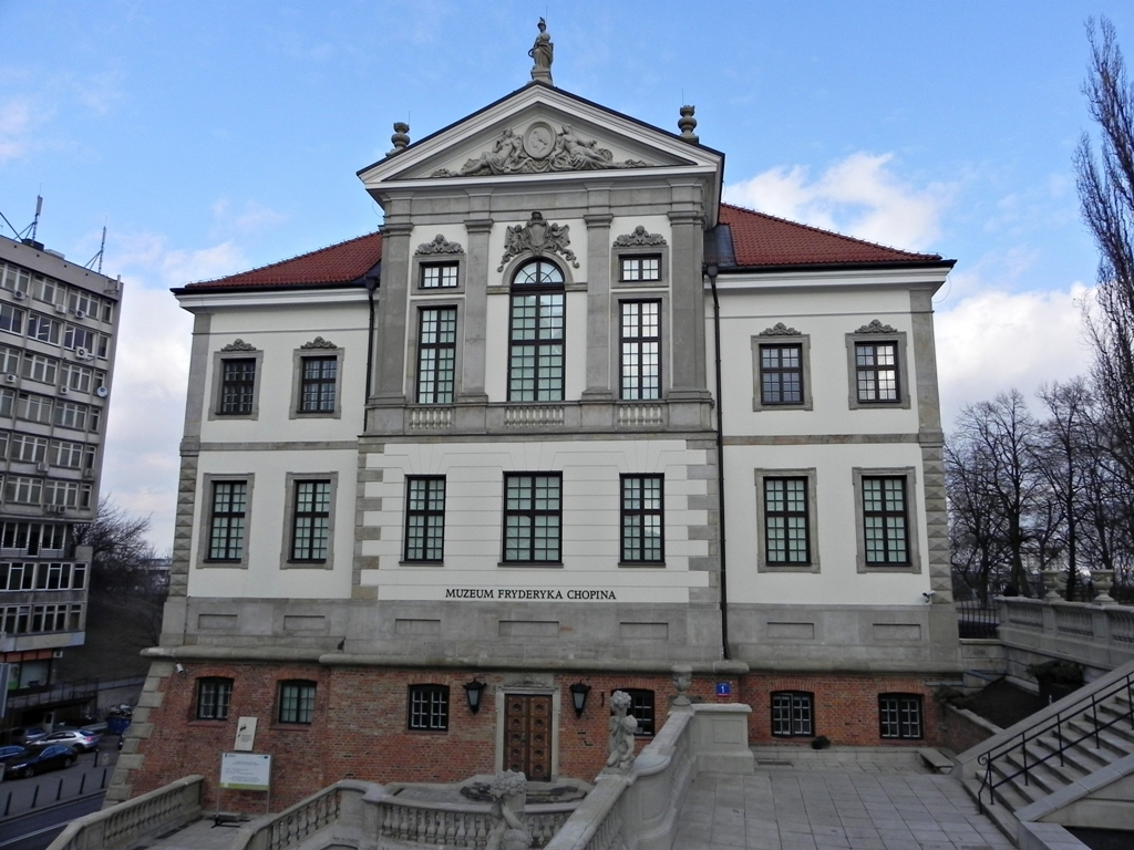 The Fryderyk Chopin Museum