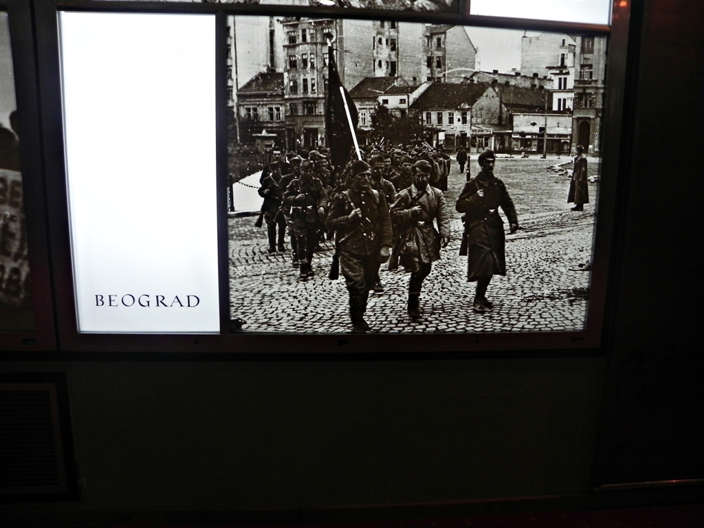 Military museum in Belgrade