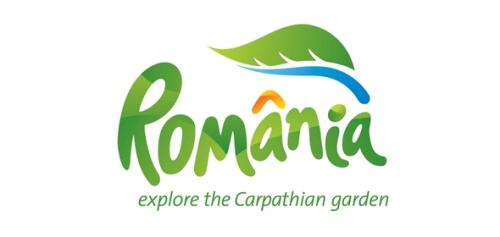 Romania tourism logo