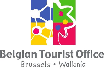 belgian tourist office logo
