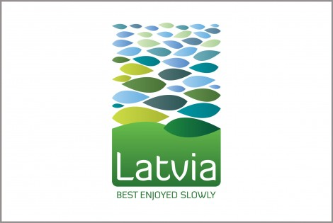 latvia tourism logo