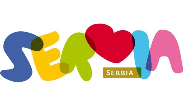 serbia tourism logo