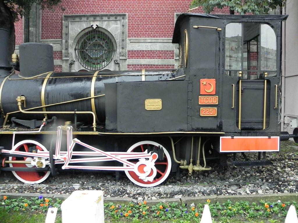 Sirkeci Railway Station Istanbul