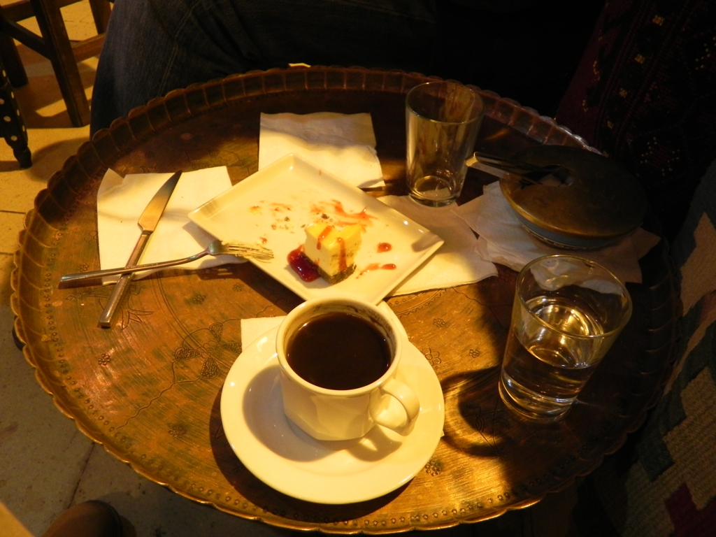 Türk kahvesi - Turkish coffee