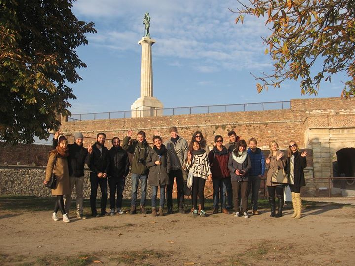 free Belgrade walking tour