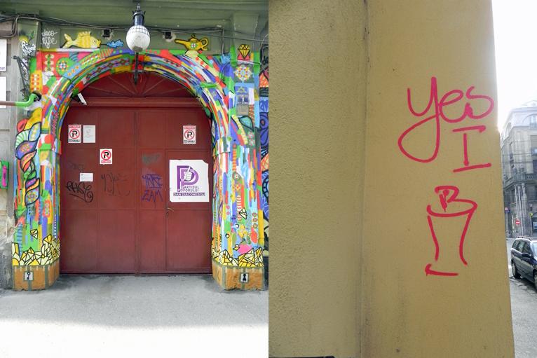 Timisoara graffiti
