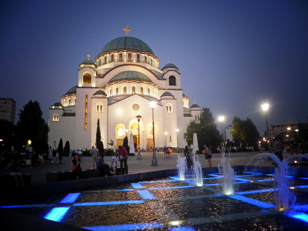 Temple of St. Sava