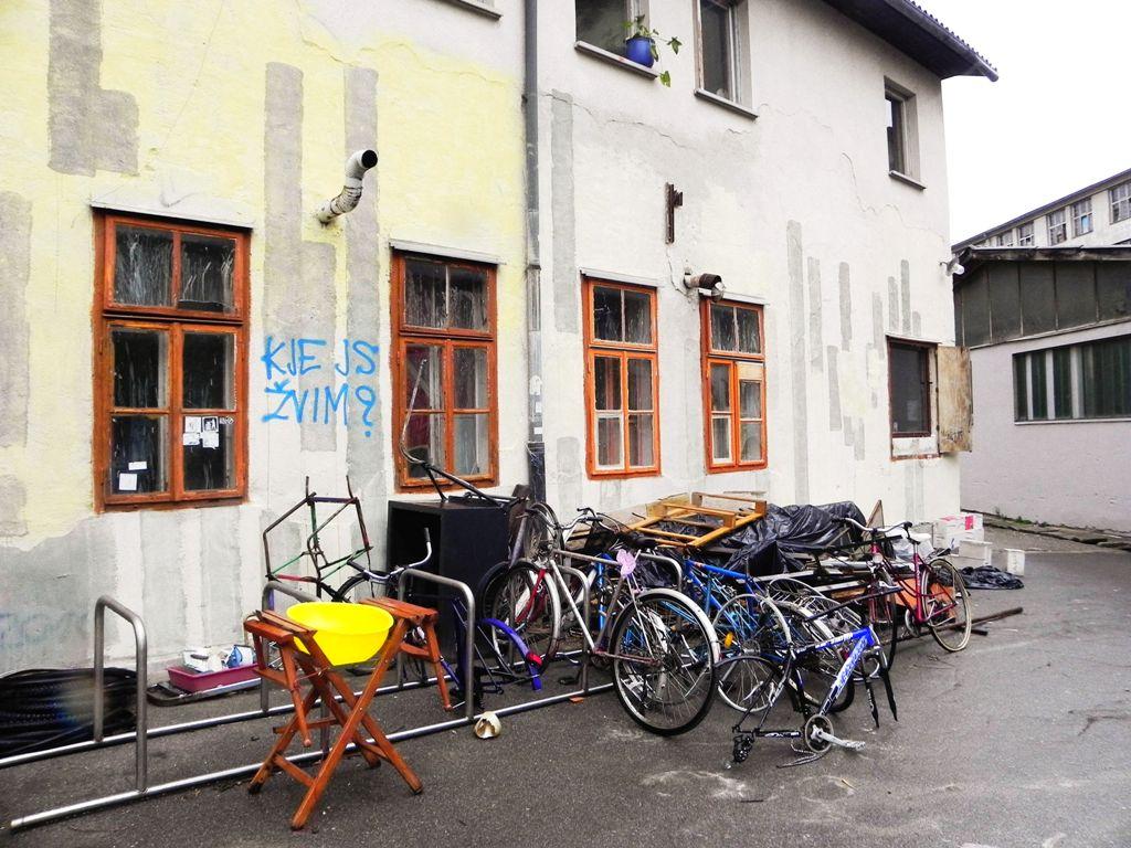 Rog Factory in Ljubljana