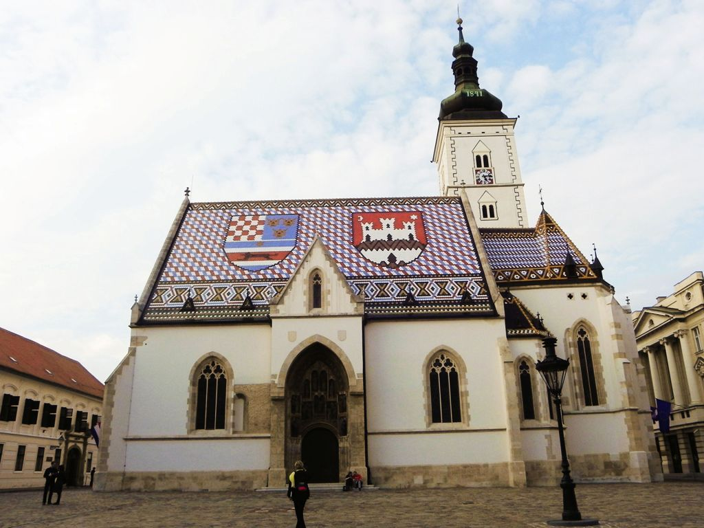 St. Mark's Church Zagreb