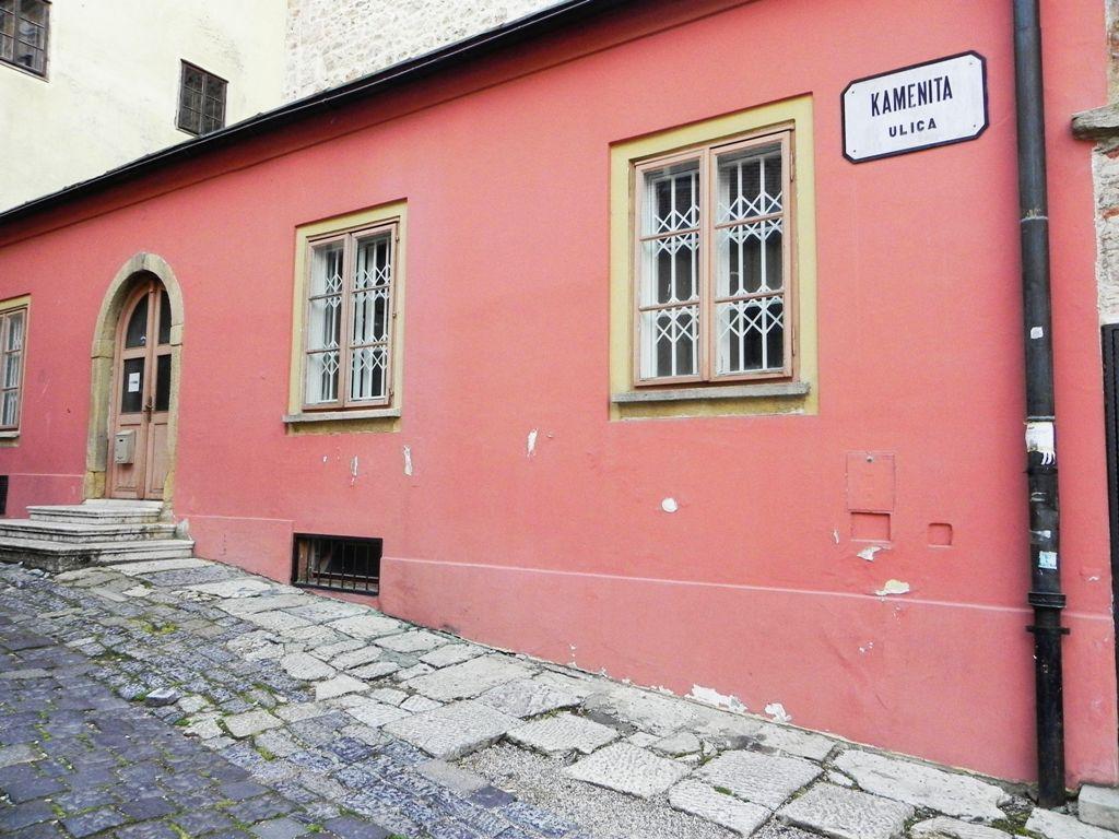 Stone Gate Zagreb Kamenita Ulica
