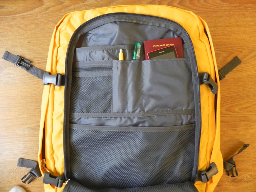 Cabin Max Metz Backpack Review 6