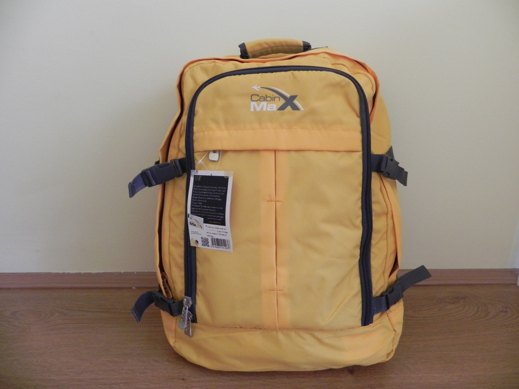 Cabin Max Metz Backpack Review 9