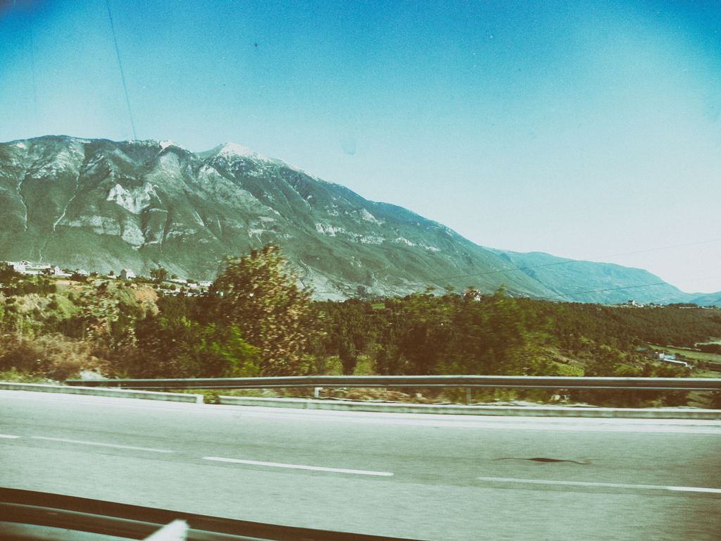 traveling to Tirana