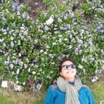 Trisha Velarmino of P.S. I'm on my way