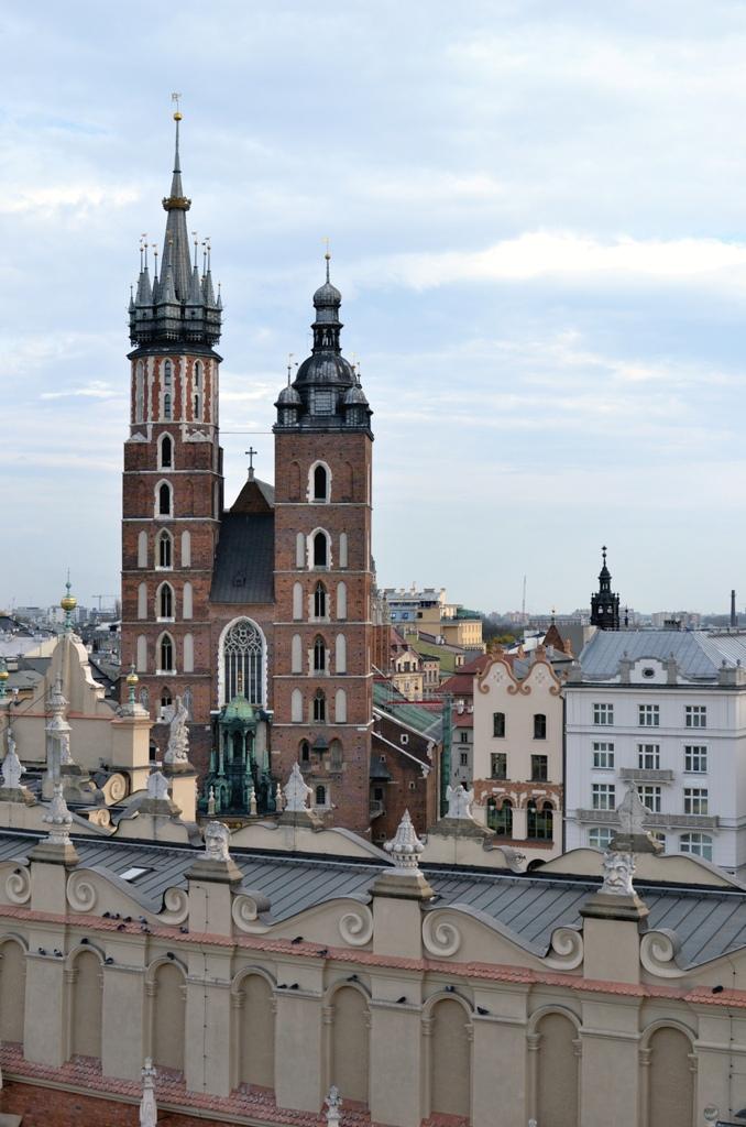 St Mary's basillica Krakow