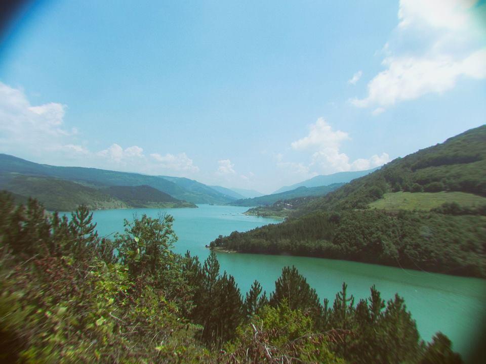 Zavoj lake Serbia