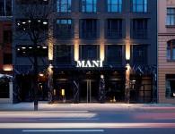 MANI hotel exterior
