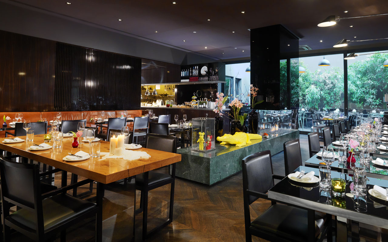 mani hotel restaurant berlin