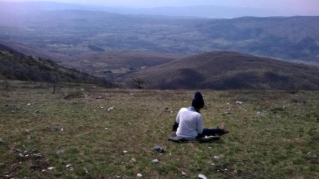 Suva planina Serbia 5, Dry mountain