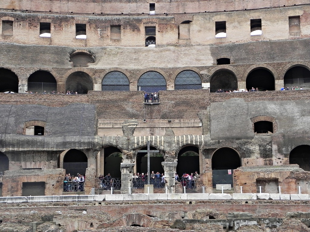 Colosseum from the inside 2