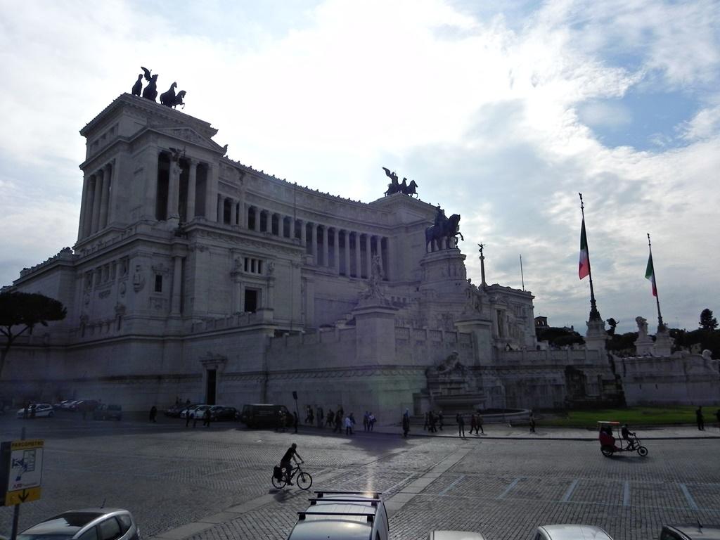 Il Vittoriano Rome