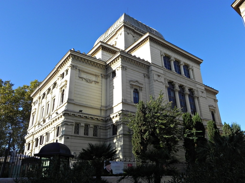 Jewish Museum of Rome - hidden gems of Rome