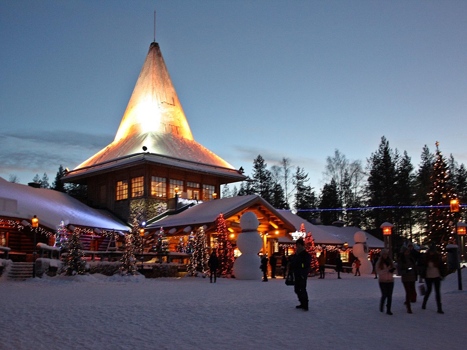 Santa Claus Village Lapland