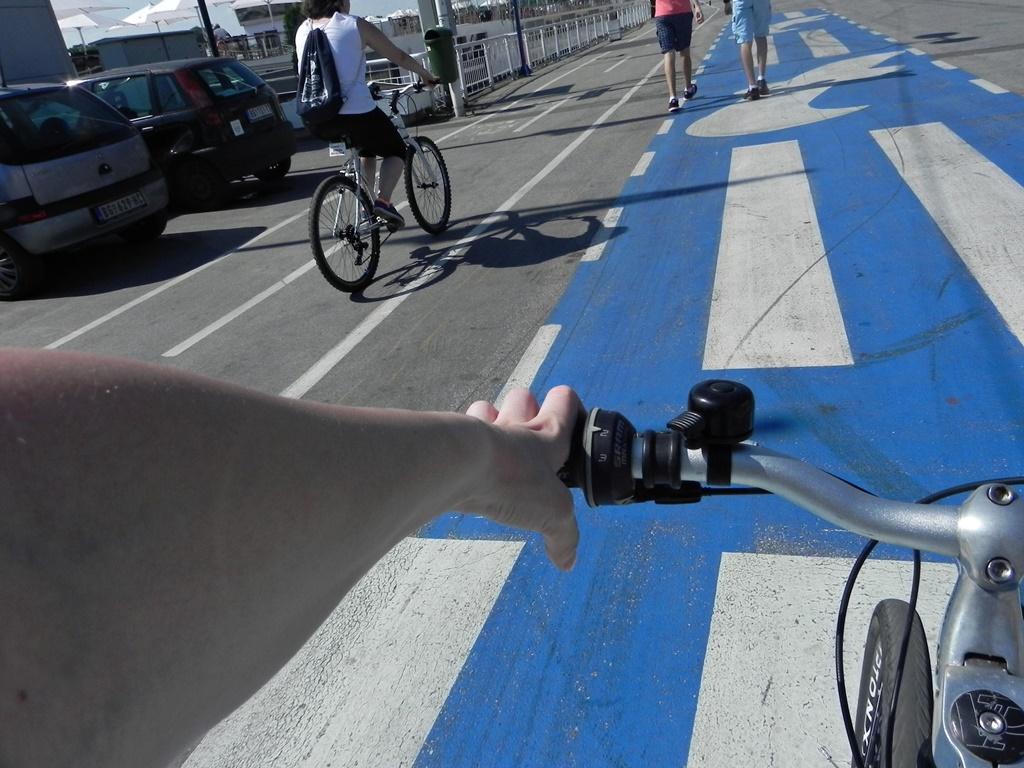 Cycling Belgrade