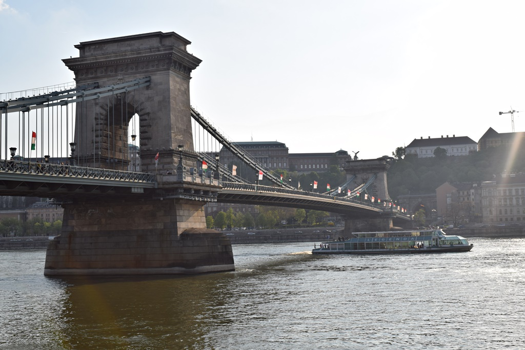 Budapest Bridges - interesting things to see and do in budapest