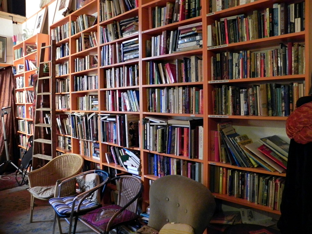 Berlin bookstores - Berlin travel guide