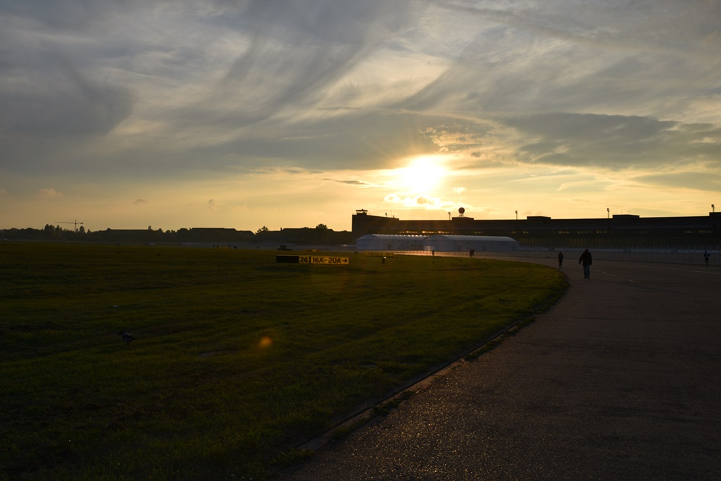 Tempelhof Feld Berlin travel guide