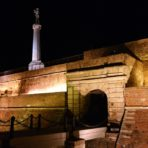 Belgrade Fortress at night - Belgrade travel guide