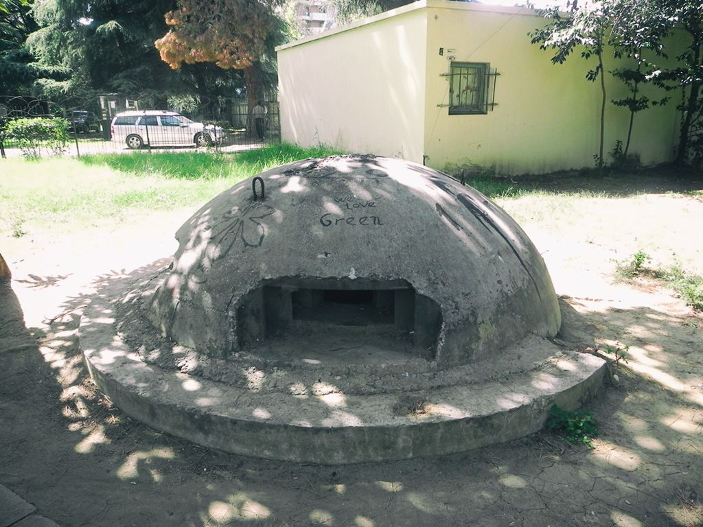 Bunkers - Things to see and do in Tirana